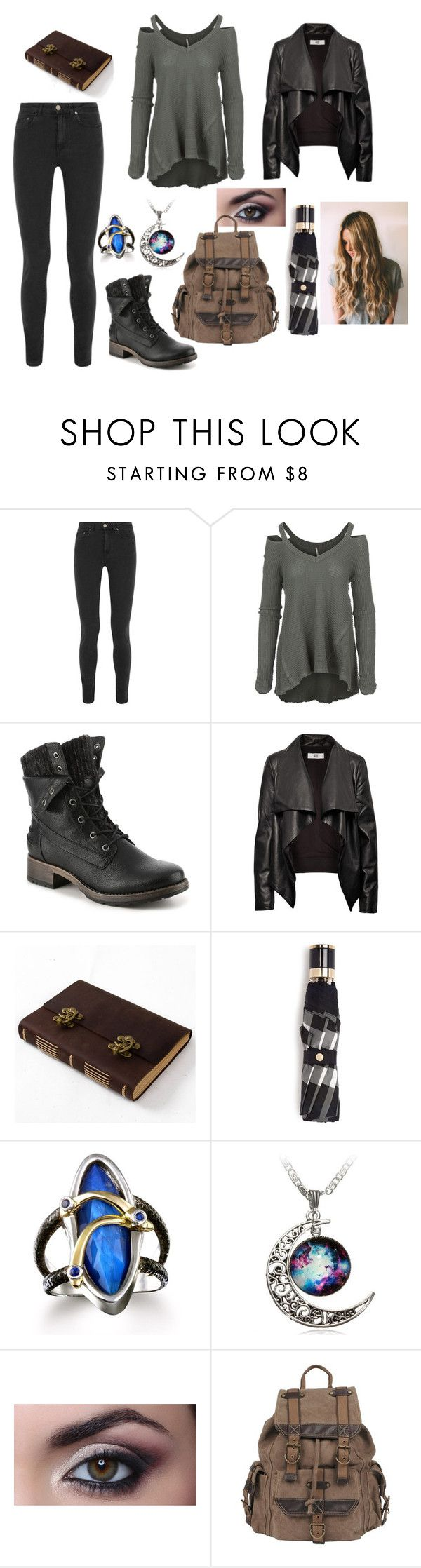 """61"" by rebecca-sohm ❤ liked on Polyvore featuring Acne Studios, Free People, HIDE, Burberry, Masquerade and Wilsons Leather"