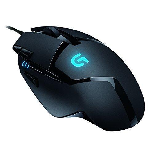 Oferta: 52.85€. Comprar Ofertas de Logitech G402 Hyperion Fury - Ratón Gaming (botones programables, documentación en español), negro barato. ¡Mira las ofertas!