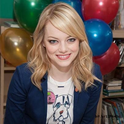 Emma Stone Hair Inspiration