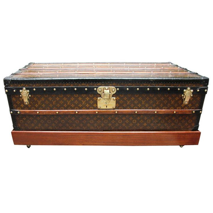 1920u0027s Louis Vuitton Cabin Trunk | From A Unique Collection Of Antique And  Modern Trunks And