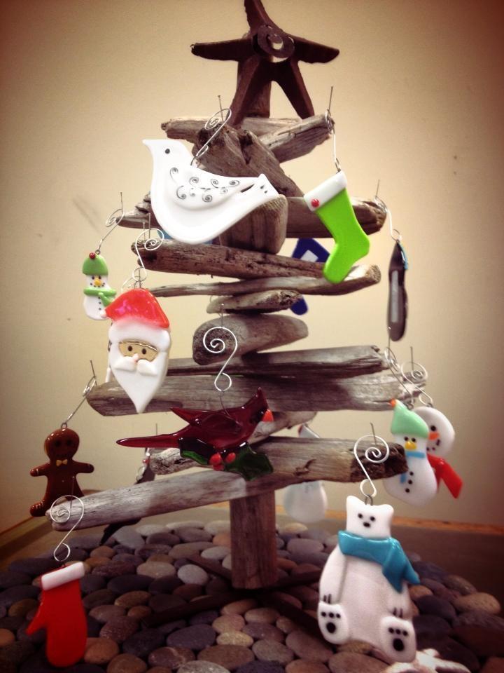 Salish Sea Market - Driftwood Christmas Trees