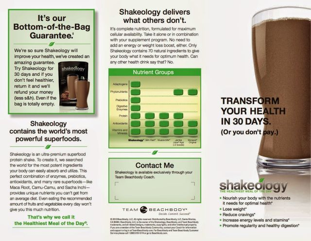 What is Shakeology? | Jessica Means Business