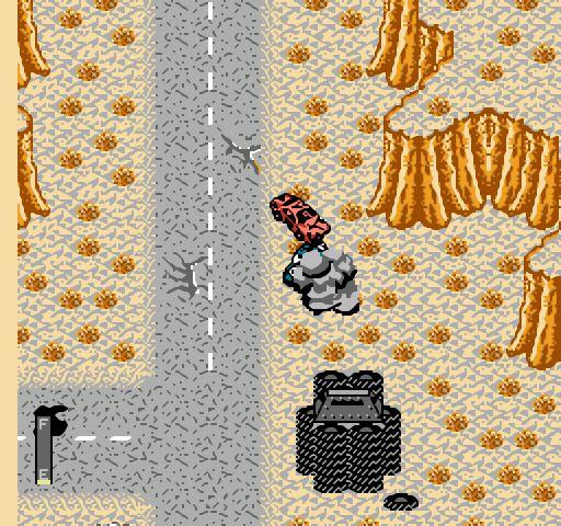 mad max SEGA Genesis/SNES/NES.