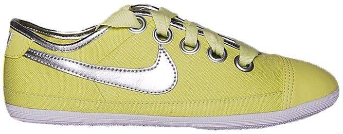 Nike Flash Macro Dames Geel Zilver Schoenen,HOT SALE!