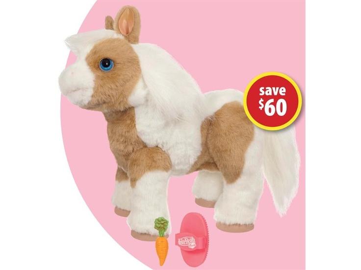 furreal friends butterscotch pony manual