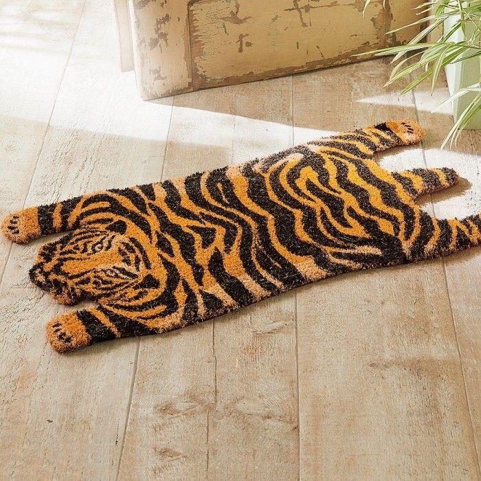 Tiger Doormat In 2019