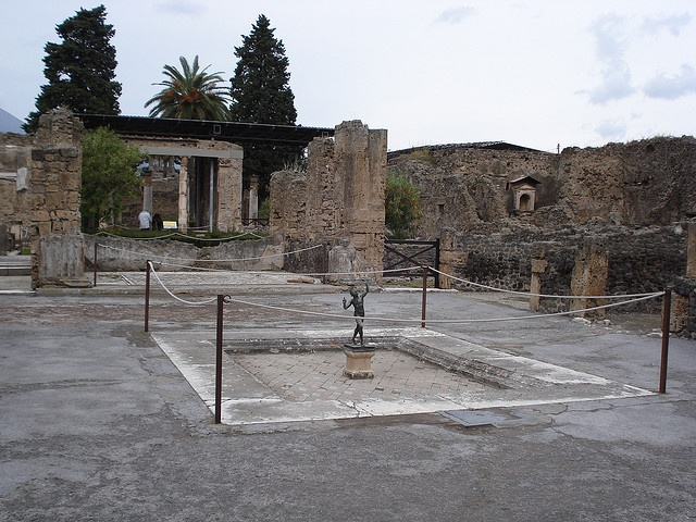 House of the Faun, Pompei, Italy: