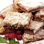 Get this all-star, easy-to-follow Lydia's Austrian Raspberry Shortbread recipe from Sweet Dreams.