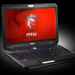 MSI announced two powerful gaming laptops with 3K-displays #MSI