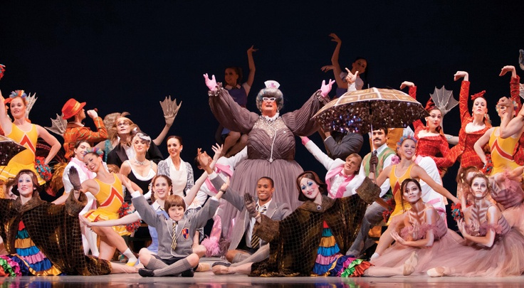 PA Ballet ~ Carnival of the Animals. May 2013. John Lithgow, narrator. Wonderful!