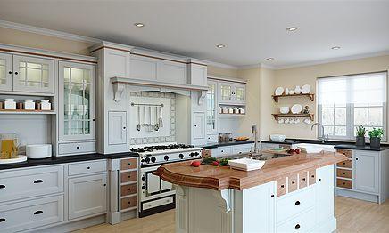 John Green | кухни, построенные красиво