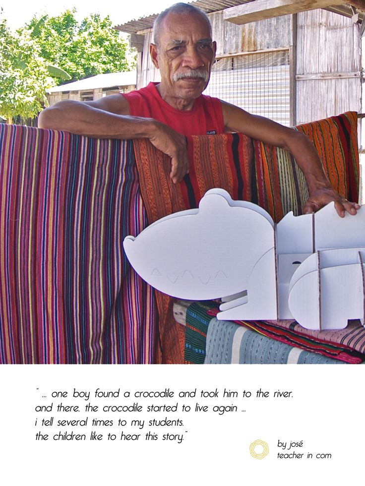 hear this timorese story…