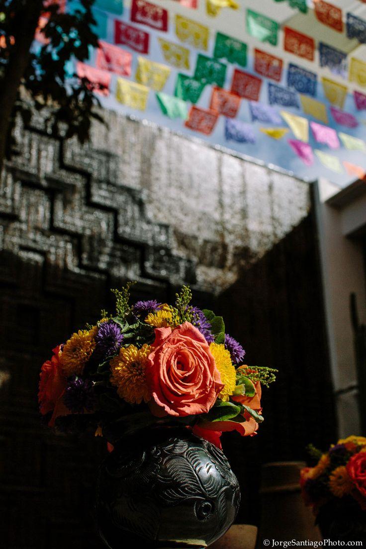 Boda en el Hotel Azul de Oaxaca