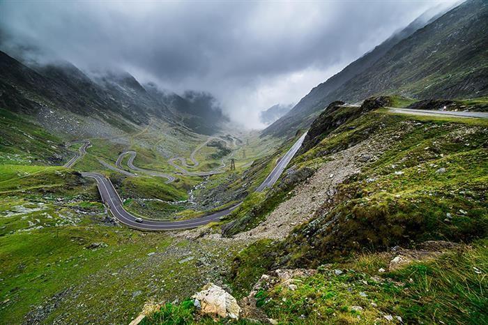 The Long and Winding Transfăgărășan Roads