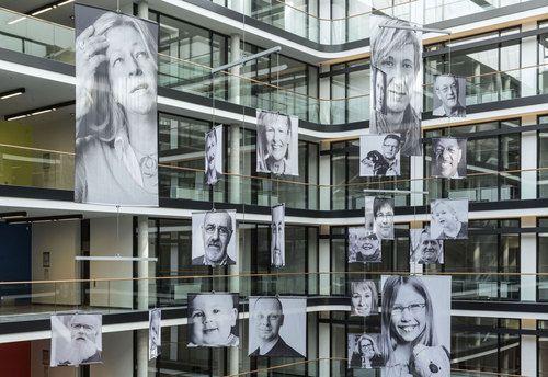 Conversion of the Hans-Sachs-Haus Gmp Architekten - Von Gerkan, Marg und Partner