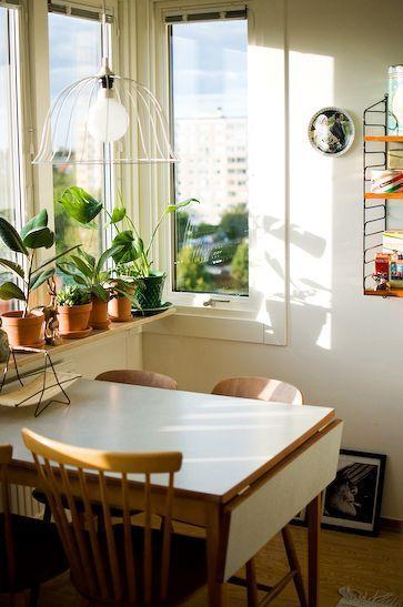 the best little apartment (via hilda grahnat.)