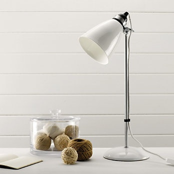 Hector Table Lamp by Original BTC - Spotted at The White Company