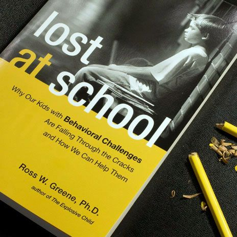 Lost at School: on teaching kids the social skills they need to be successful in school (and life!)