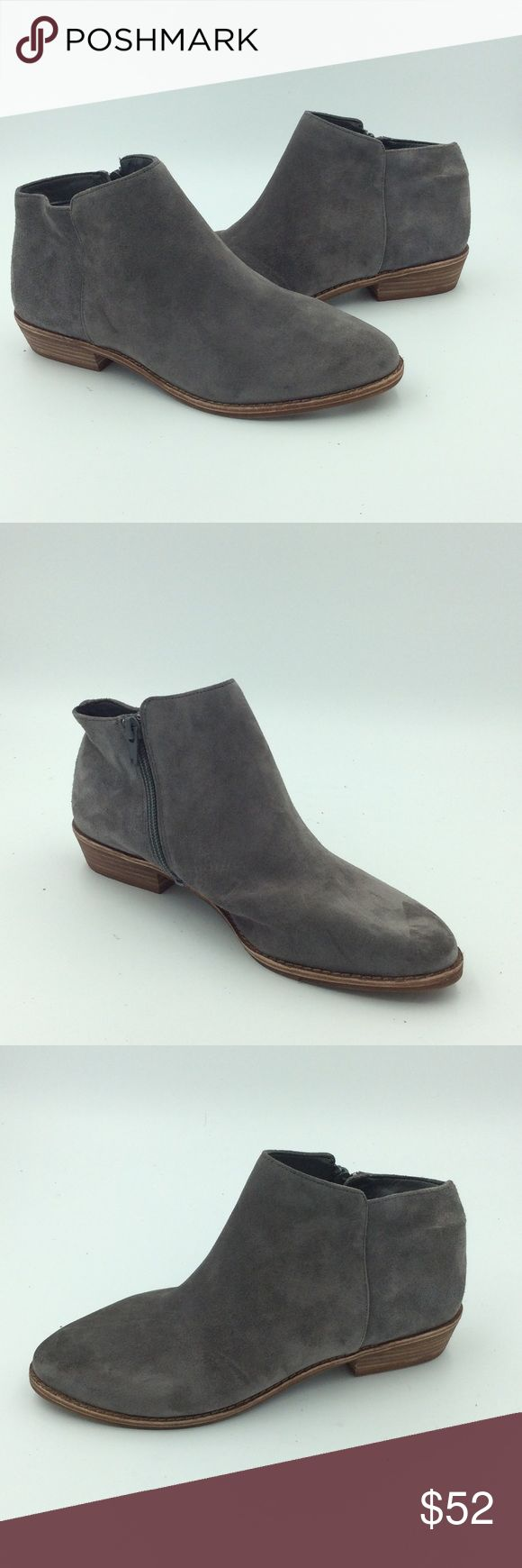 Gray Gianni Bini boot Gray Gianni Bini boot #SKU: A22 Gianni Bini Shoes Ankle Boots & Booties