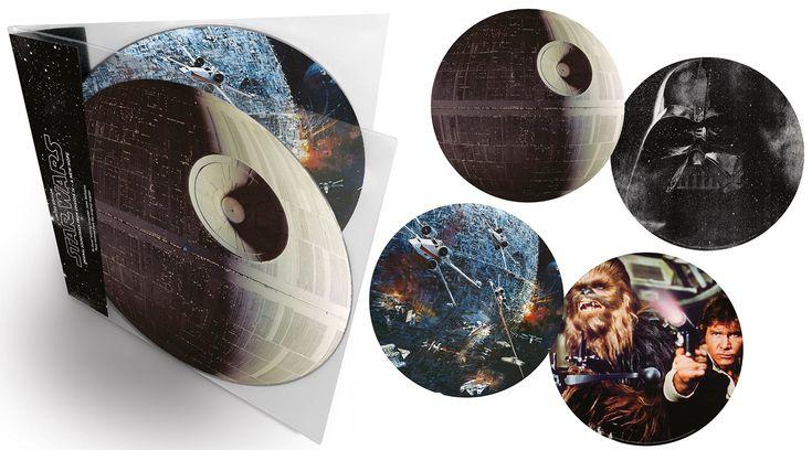 La bande originale de Star Wars : Un Nouvel Espoir sort en coffret vinyles…