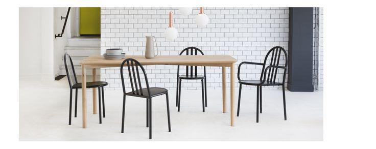 Callahan - Table de salle à manger - Habitat
