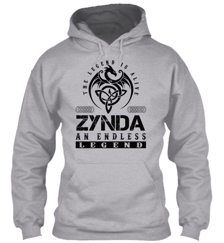 Zynda Legends Alive Zynda M I A Lesage Legende