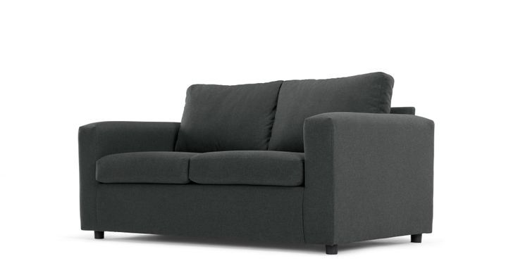 Canape Lit En Mousse In 2020 Grey Sofa Bed Fabric Sofa 3