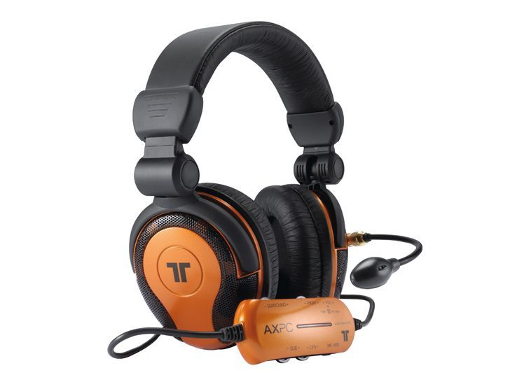 Tritton Audio Xtreme PC headphones review | We're used to thinking of surround sound as being created by encircling the listener with several speakers positioned around a room. So how is it possible to create this effect using a pair of headphones? Reviews | TechRadar