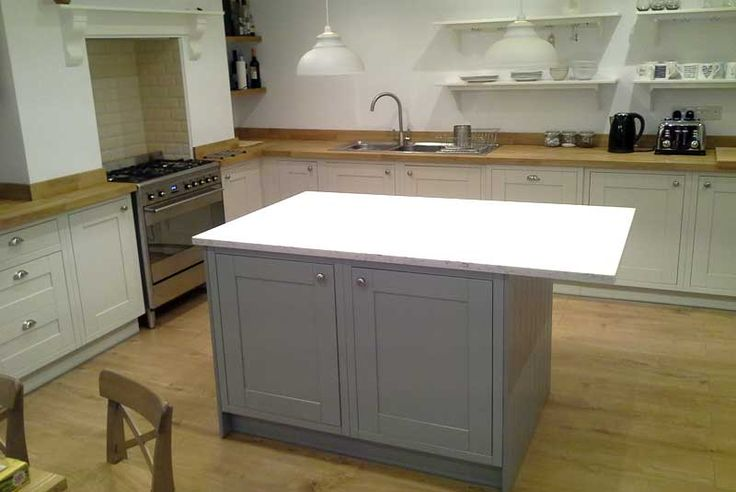 An innova harewood mussel kitchen for Perfect kitchens chipping norton