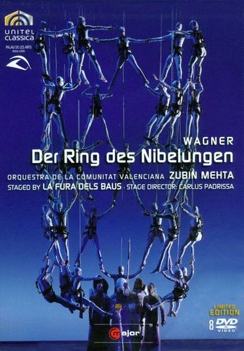 Der Ring des Nibelungen [8 Discs] [DVD]