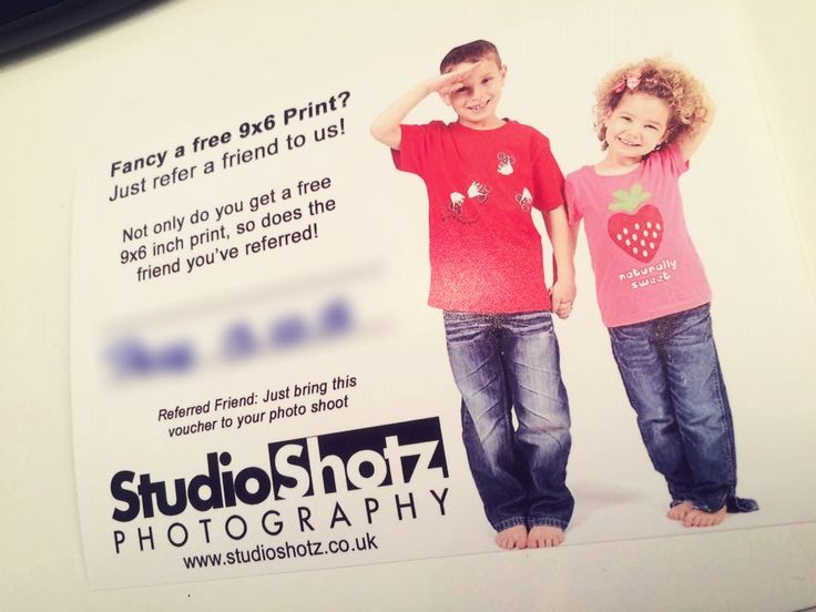 Did you receive a Studio Shotz gift voucher this Christmas?? January is always very busy with clients booking in, so if you are looking to make an appointment we suggest doing it sooner rather than later so that we can do our best to get your preferred date and time. Call us on 01202 432234