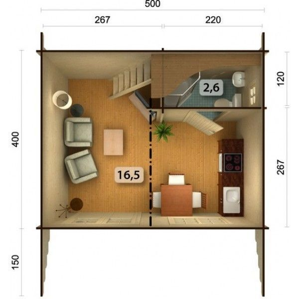 Plan Maison 20m2 Avec Mezzanine Plansdemaisonarchitecte Japanese Interior Design Small Spaces House Plans House Design