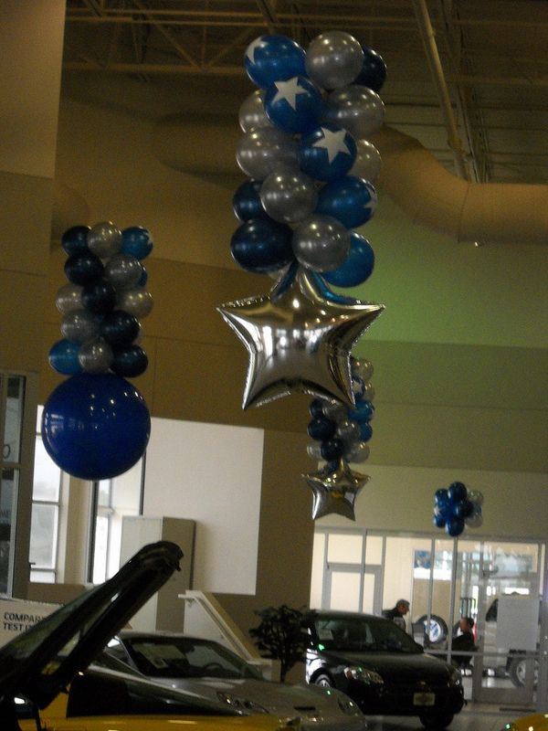 Dallas Cowboy Design Balloon Man Llc Football