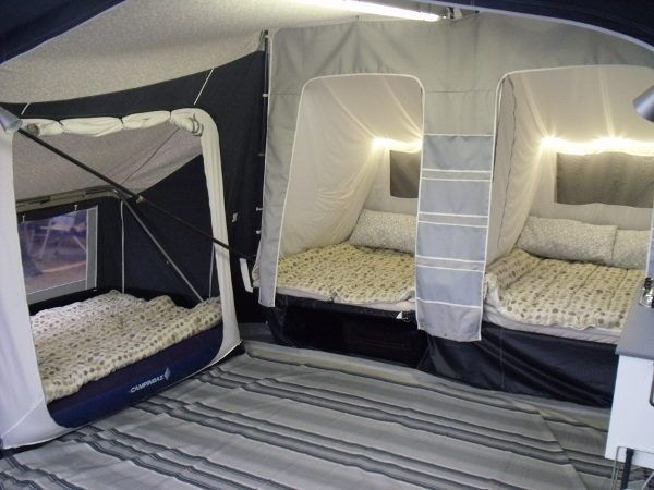 Family Camping Bed Family Camping Familiencampingbett Lit De Camping Familial Cama De Camping F In 2020 Tents Camping Glamping Camping Bed Tent Camping Beds