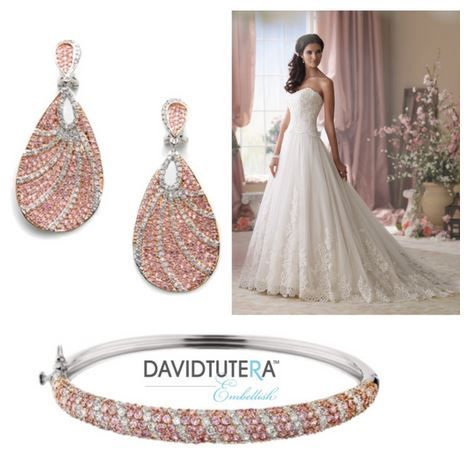 200 best David Tutera Embellish Jewelry images on Pinterest David