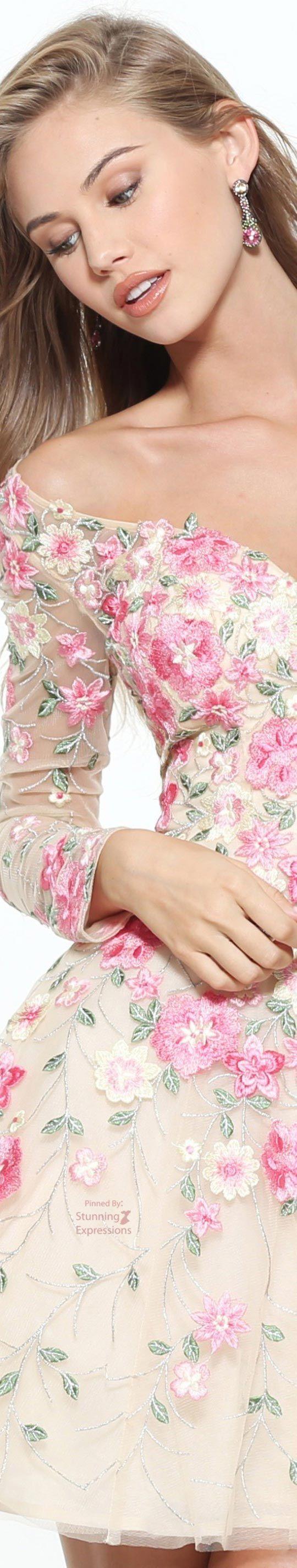 she wears roses...