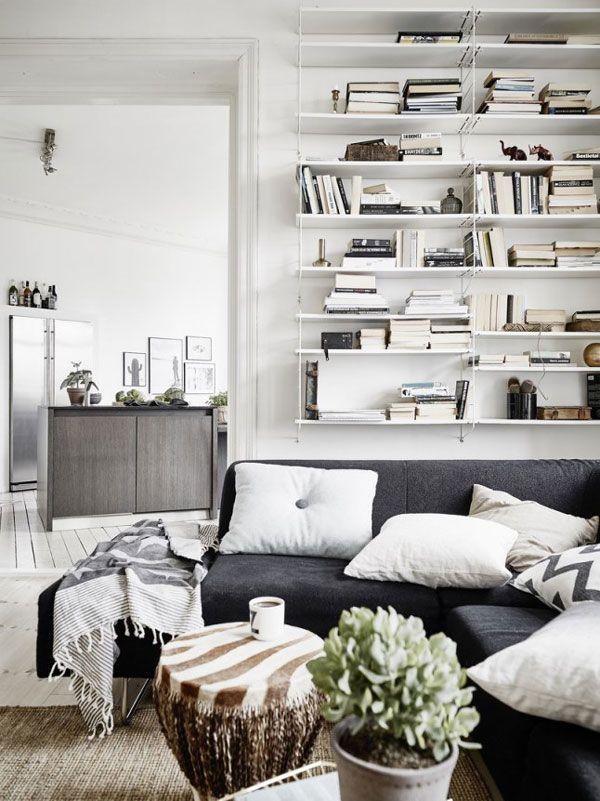 A Luminous and Stylish Family Home in Sweden (via Bloglovin.com )