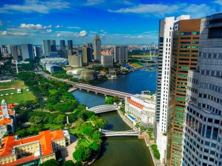 Regus Business Centre, Singapore UOB Plaza 1 Centre