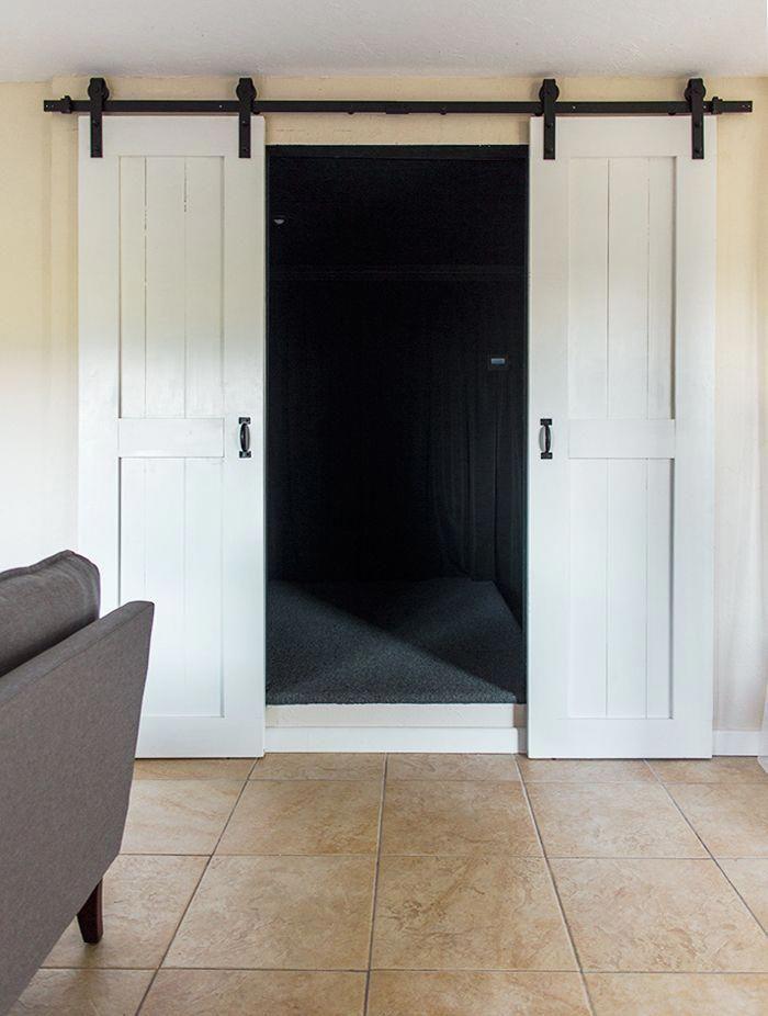 Barn Door Closet Hardware Residential Double Sliding Interior 20181129