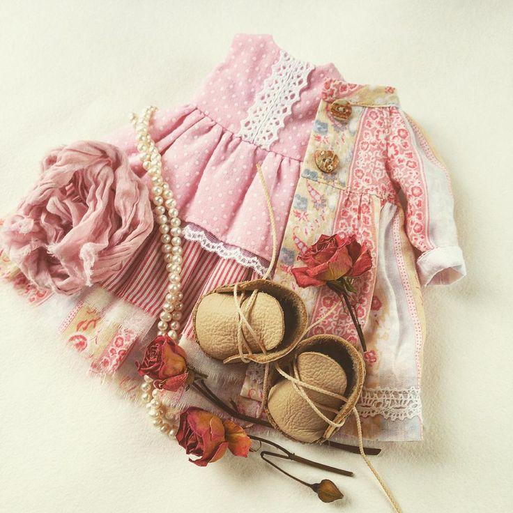 #одеждадлякукол #наряд #стильно #бохо #бохостиль #кукольнаяодежда…