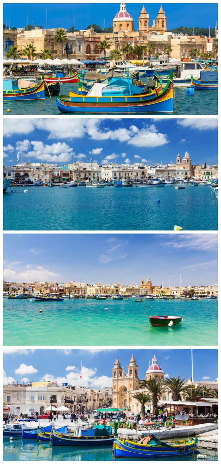 This ancient fishing village in Malta is as breathtaking as it sounds │ #VisitMalta visitmalta.com