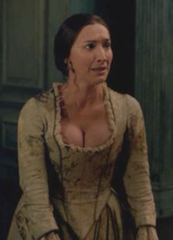 Louise Barnes – Black Sails