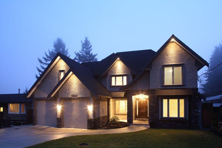 Gale Avenue, Coquitlam Custom Homes