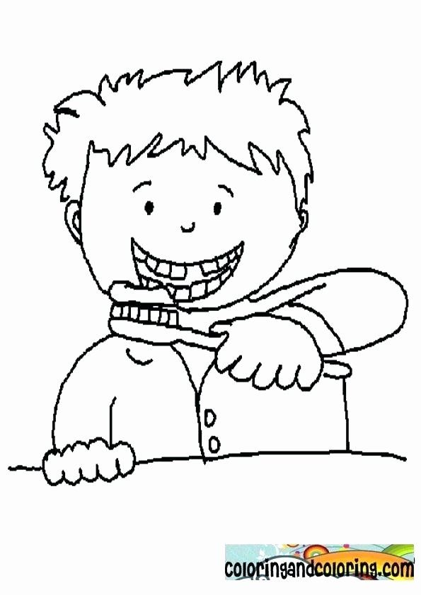 Tooth Brush Coloring Page Beautiful Brushing Teeth Coloring Page At Getdrawings Cool Coloring Pages Coloring Pages Brushing Teeth