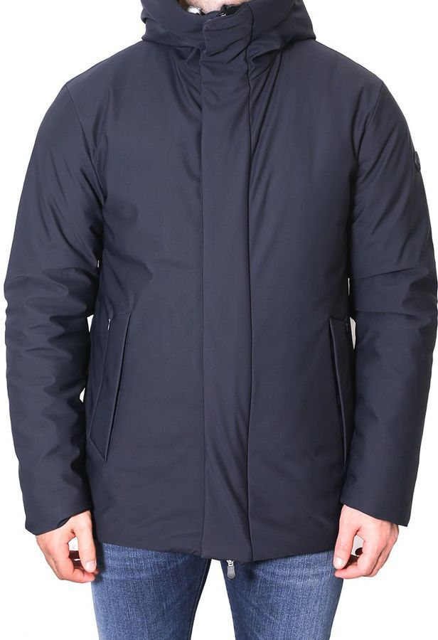 Save The Duck - Long Coat With Hood