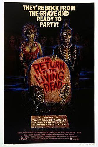 The Return of the Living Dead / HU DVD 6061 / http://catalog.wrlc.org/cgi-bin/Pwebrecon.cgi?BBID=13236734