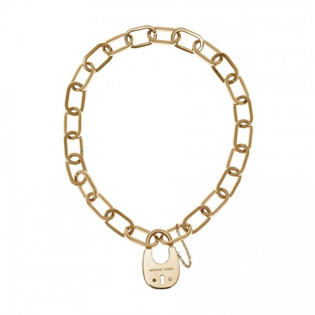 Michael Kors Necklace Lock