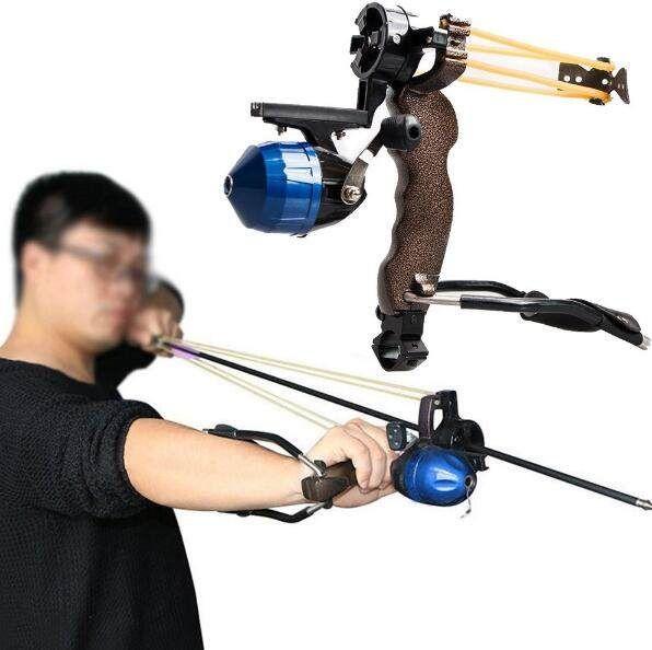 Wrist Rest handle Catapults Slingshots Bow slingshot Arrows hunting slingshots