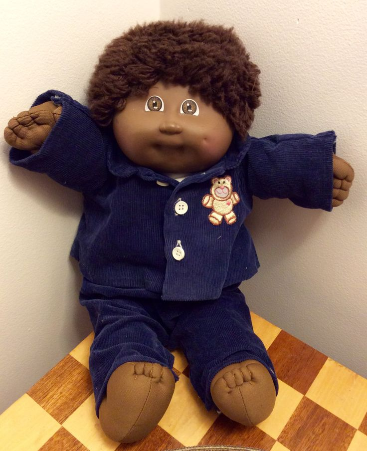 1978-1982 Coleco Cabbage Patch Kid Doll, African American Cabbage Patch Kids, Baldie Cabbage Patch Kids, OAA CPK, Coleco Cabbage Patch by Lalecreations on Etsy