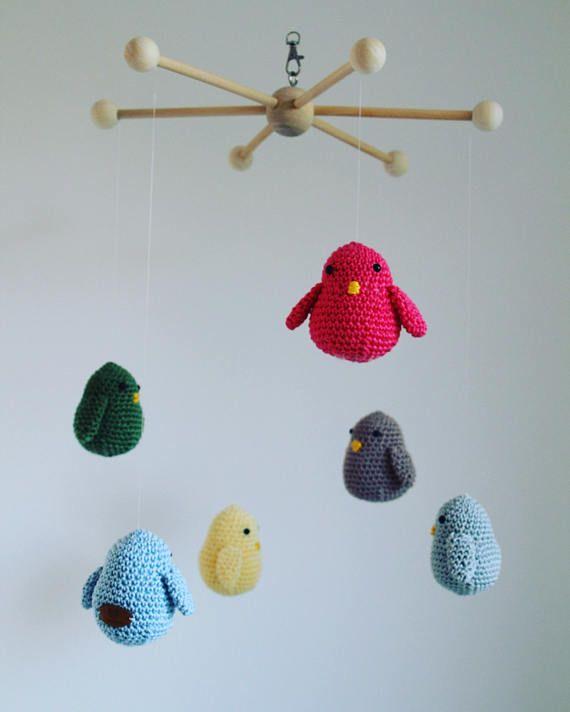 Die Besten Vogel Mobil Ideen Auf Pinterest Vogel Muster
